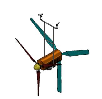 Eoliana design 3D