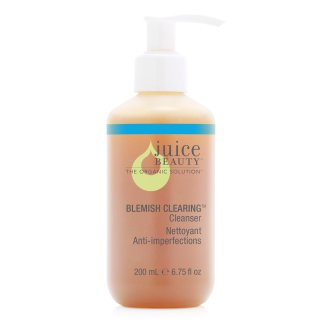 juice beauty organic solutions blemish clearing cleanser