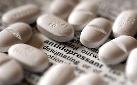 Resultado de imagen para antidepressant pills