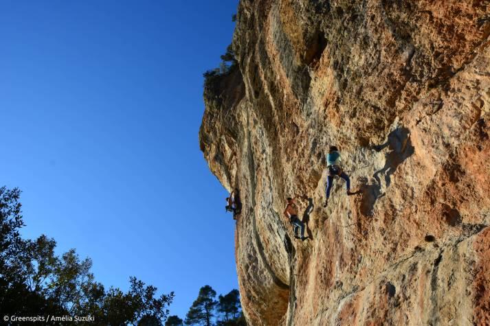 grimpeurs-chateaudouble-ameliasuzuki-greenspits
