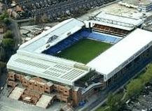 Villa Park fanzone