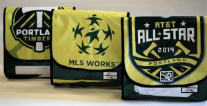 Portland Timbers Kids Backpack