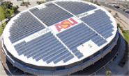 ASU Basketball Arena NRG