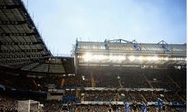Stamford Bridge LED Mirror