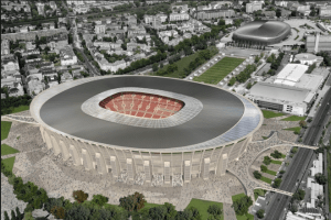 Puskas Stadion Budapest