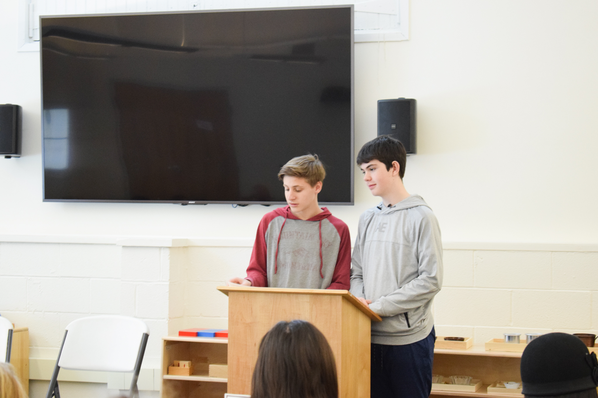 Adolescent Community Archives