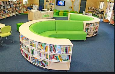 Green Spring High School Library