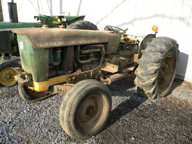 Salvage Deere Mower John
