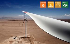 Производство стекловаты и теплоизоляционных строительных материалов из лопастей ветряных турбин.