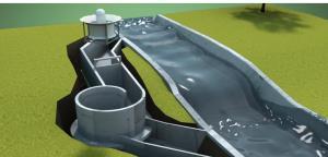 ГЭС для малых речек от бельгийской компании Turbulent