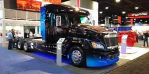 Cummins представил собственную концепцию грузовика с водородными топливными элементами
