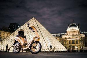 Российско-люксембургский суперскутер Ujet победил в конкурсе Red Dot Award 2019