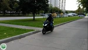 Обсуждаем электрореплику мотоцикла Kawasaki Ninja - интервью с электромотоциклистом Максимом
