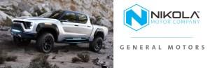 Образован новый автомобильный Альянс - Nikola Corporation и General Motors
