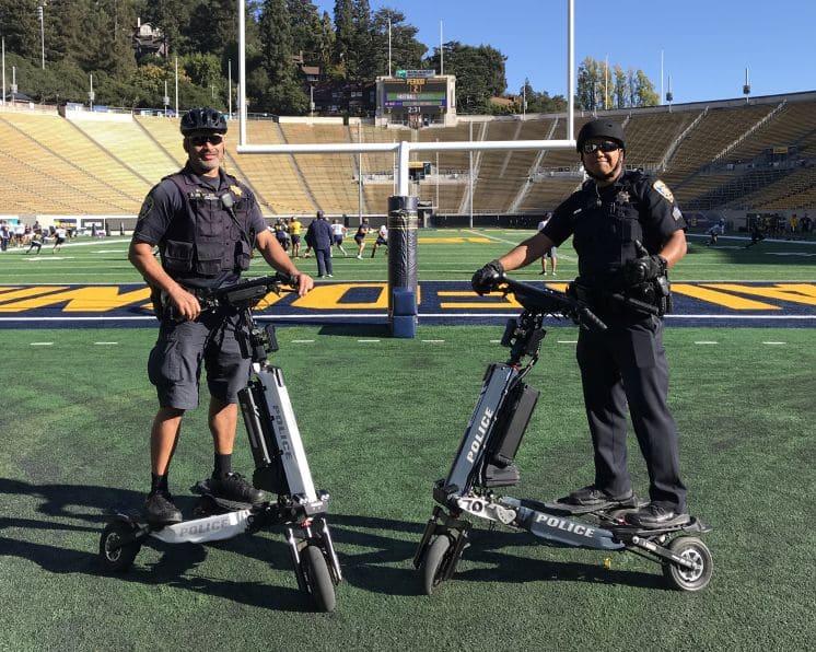 Trikke-Defender 3-for-police-university-use
