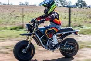 Volcon ePowersports представила детский  электромотоцикл «The Runt»