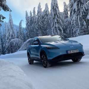 Продажи электромобилей Xpeng на январь выросли на 470%, а акции на 6%