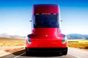 Тесла готова к началу производства долгожданного Tesla Semi