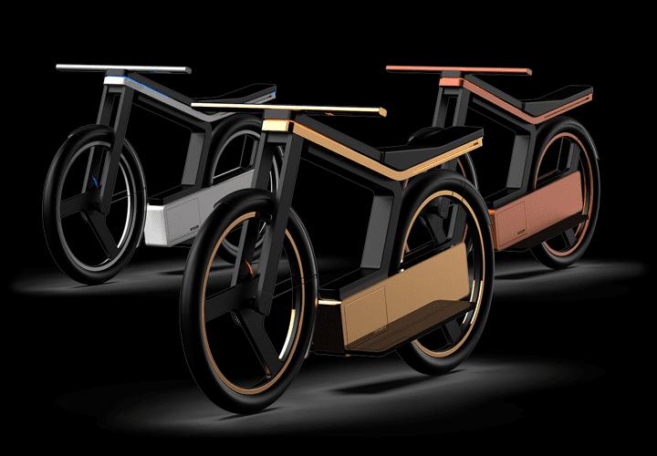 Micro Bike Genesis Editions