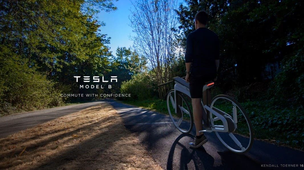 Tesla Model B Concept 2