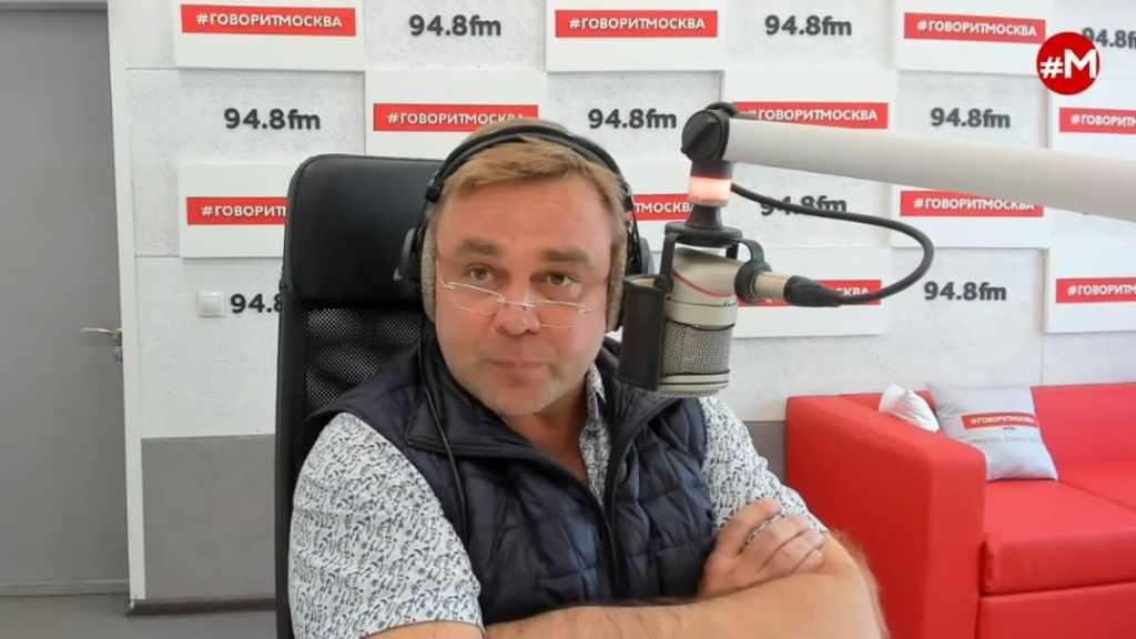 """Максим Сураев на """"Говорит Москва"""""""