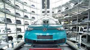 Прощание с двигателем внутреннего сгорания. Volkswagen определился с точным годом конца ДВС в Европе