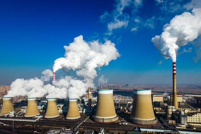 угольные ТЭС Китая на первой стадии декарбонизации национальной энергетики будут переводиться на природный газ