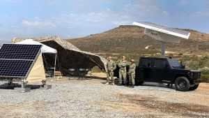 Морская пехота США примеряется к электромобилям и мобильным зарядным станциям