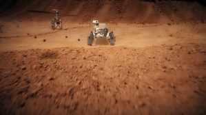 Последний полёт Изобретательности на Марсе