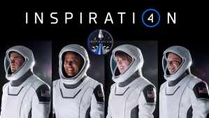 экипаж миссии Inspiration4
