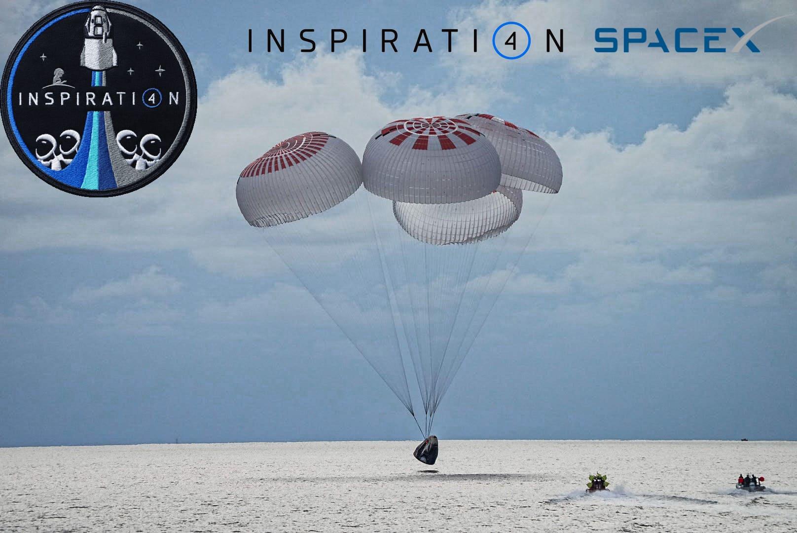 Inspiration4 logo