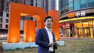 Лей Цзюнь Xiaomi EV