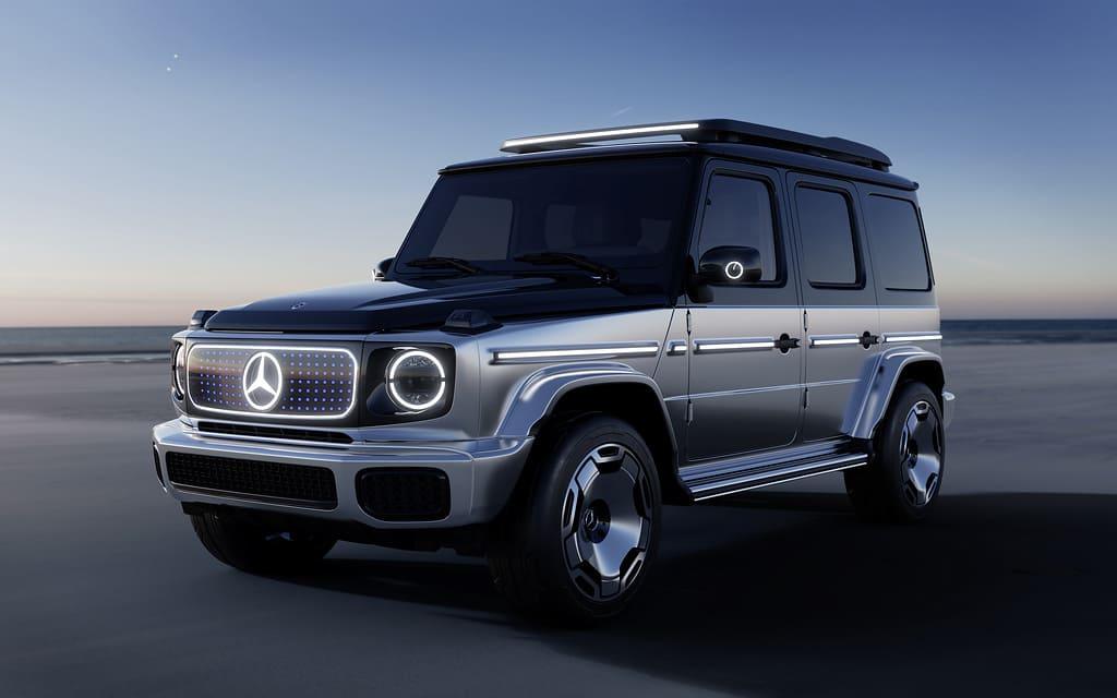 Mercedes-Benz EQG