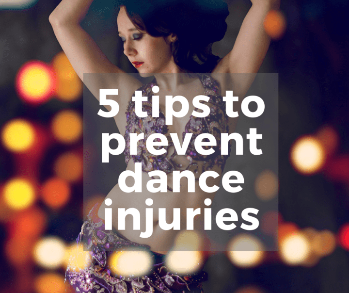for preventing dance injuries