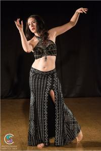 Siobhan is a professional belly dancer, and the director of Greenstone Belly Dance. She specialises in Egyptian and Modern Fusion styles of belly dance.