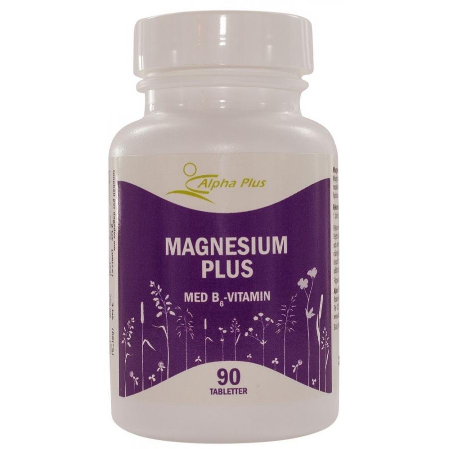 alpha plus magnesium