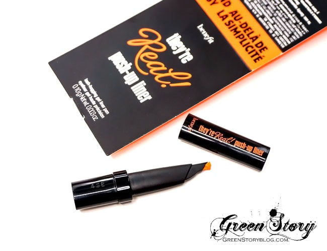 Benefit They're Real Push-up Liner | Review