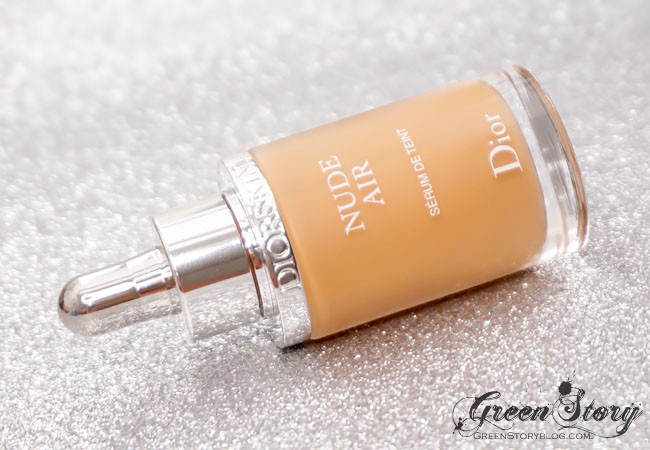 Dior Nude Air Ultra Fluid Serum Foundation