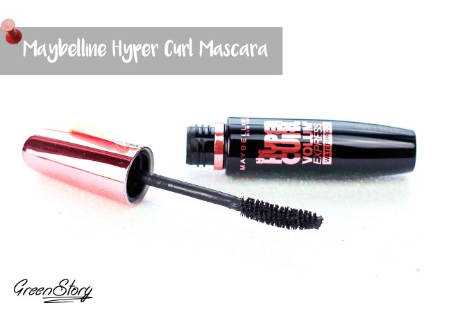 Maybelline Hyper Curl Mascara | Yay or Nay?
