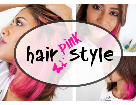 Hair Color Idea | Pink