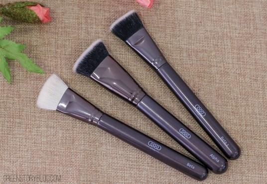 Elysium Contour Brushes