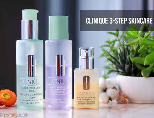 Clinique 3 Step Skin Care - Dry Combination Skin