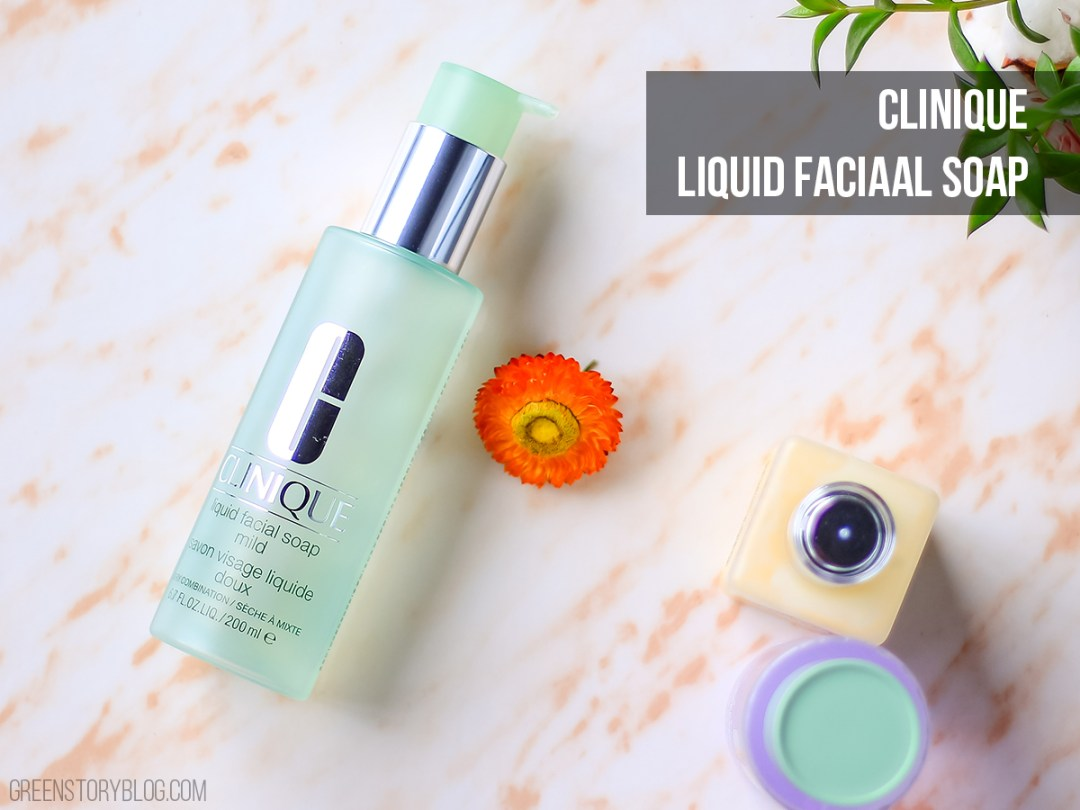 Clinique Liquid Facial Soap - mild - for Dry Combination skin