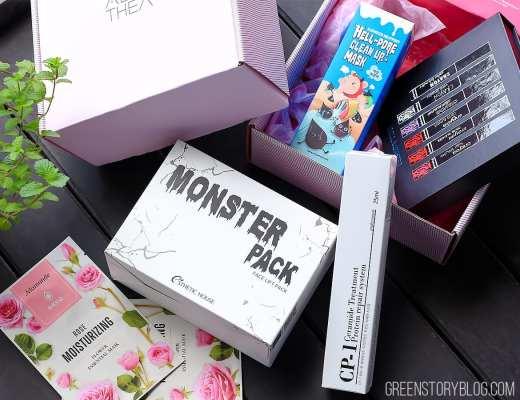 Korean Skincare & Makeup Haul | Althea Malaysia