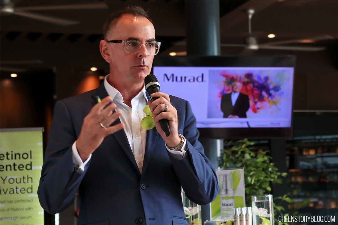 Murad Retinol Serum Launch Event in Malaysia