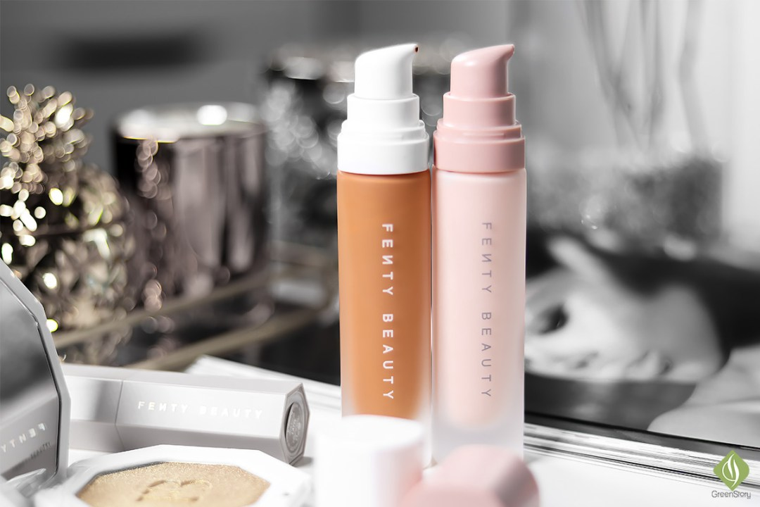 Fenty Beauty Pro Filtr Foundation and Instant Retouch Primer