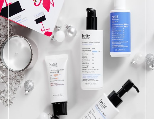 4 Belif Skincare Products For Oily Skin | Moisturiser, Cleansing Oil, Aqua Gel Oil & Tinted Moisturiser