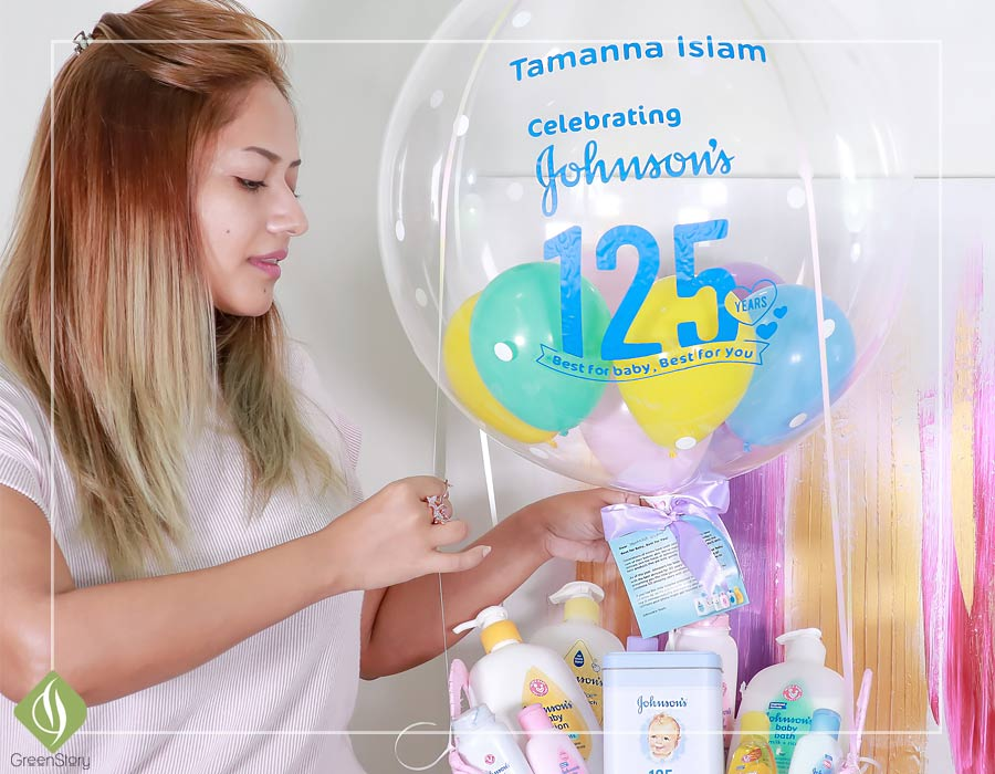 Johnson's Skincare, Johnsons Malaysia, Johnson's