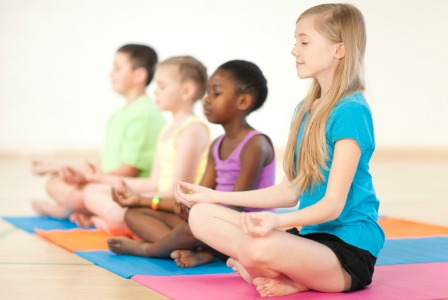 yoga in the classroom  green teacher