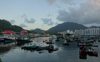 Lei Yue Mun (鯉魚門) Step Into The Past